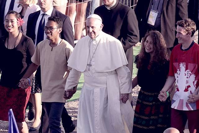 Catholic youth have something to say – and the Church is listening