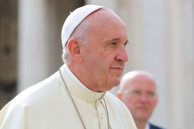 Pope Francis: Despite naysayers, there's hope for a nuke-free world