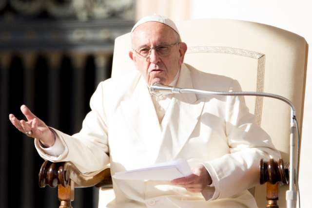 If you died today, would you be ready? Pope Francis asks
